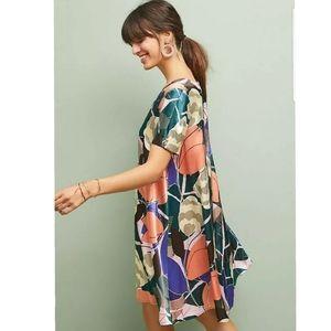 Anthropologie Corey Lynn Calter Geo Tunic Dress